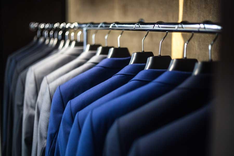 stomerij kleding, gordijnen, jurken reinigen Groningen Friesland