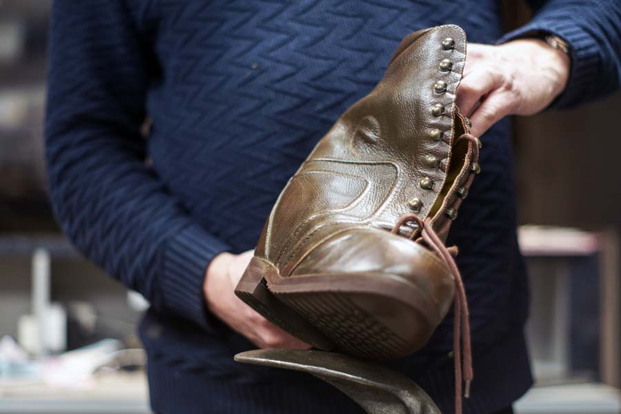 orthopedische schoen herstellen schoenmakerij Aduard