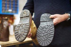 nieuwe zool laten maken schoenmakerij Groningen Friesland
