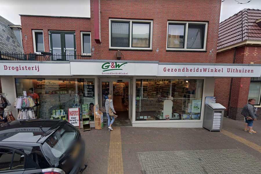 Schoenmaker Uithuizen servicepunt