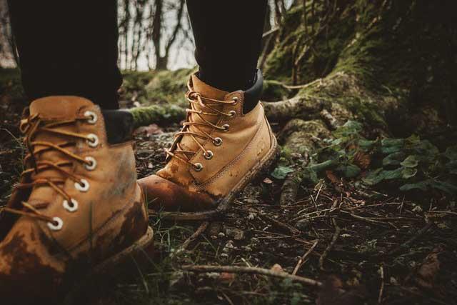 Lowa Meindle wandelschoenen verzolen schoenmaker